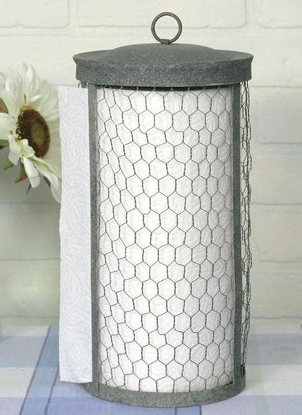 Classic Early American Country Primitive Chicken Wire