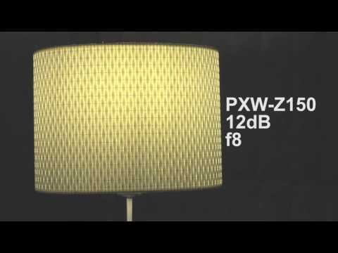 Sony PXW-Z150 Review (with picture settings)
