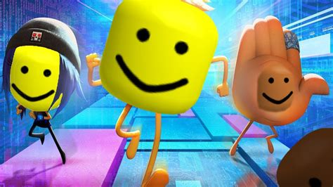 The Emoji Movie but It's full of Roblox Deaths - YouTube