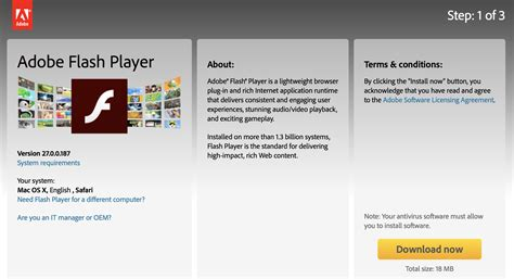 Adobe Flash Update: How To Download Critical November