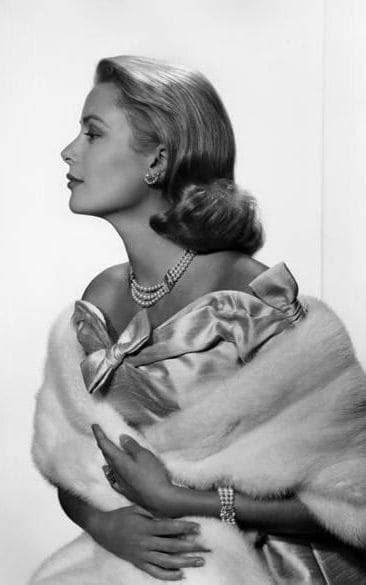 Silver screen stars and their jewellery: Grace Kelly