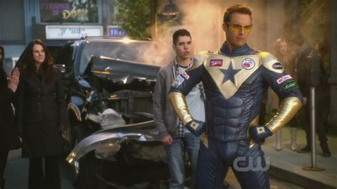 Booster Gold suit | Smallville Wiki | FANDOM powered by Wikia