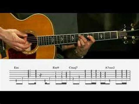 """Incubus """"Drive"""" Guitar Lesson @ GuitarInstructor"""